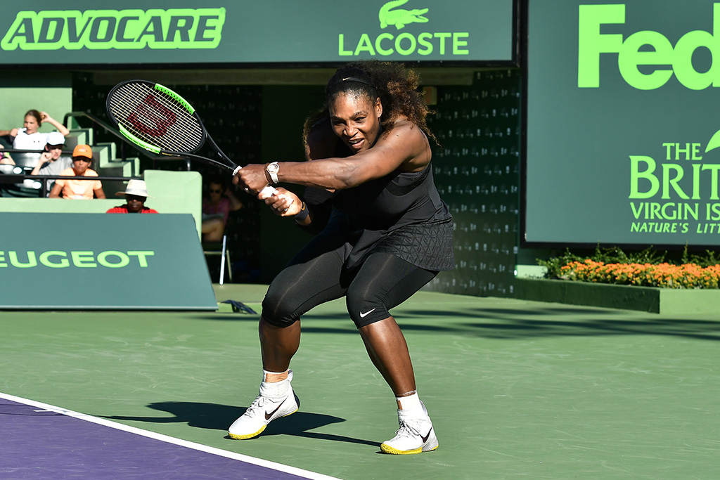 Serena Williams Miami Open 2018