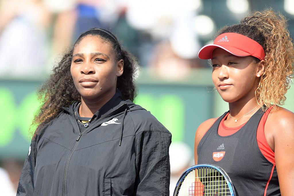Serena Williams, Naomi Osaka, Miami Open 2018