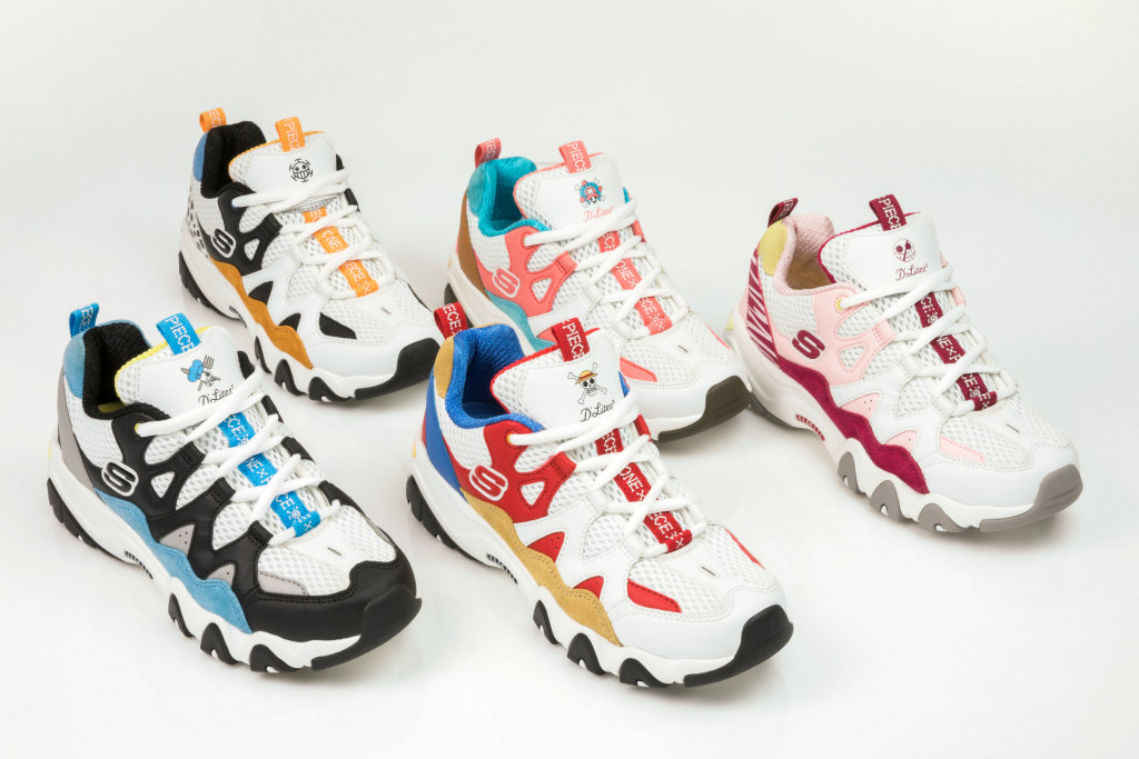 skechers-one-piece-collaboration