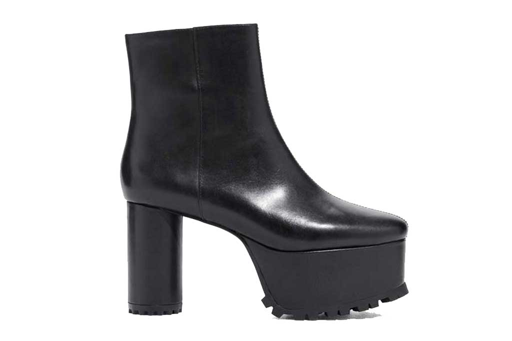 & Other Stories platform boots