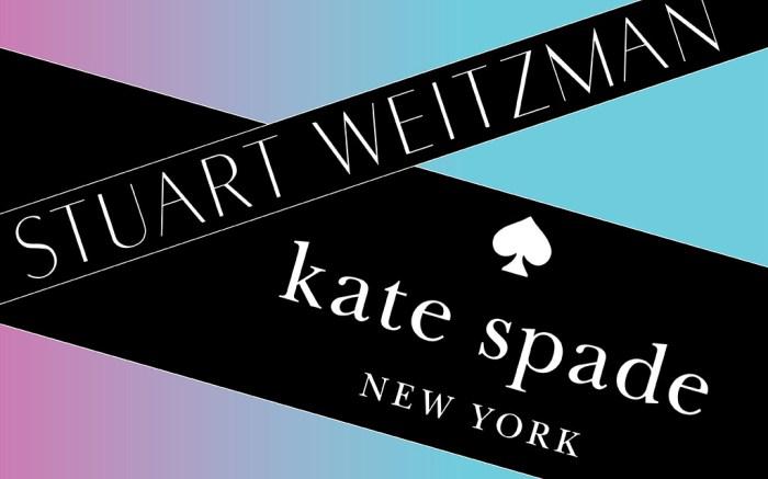 Stuart Weitzman Kate Spade CEOs