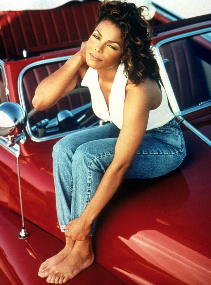 janet jackson, style, iconic stylish women