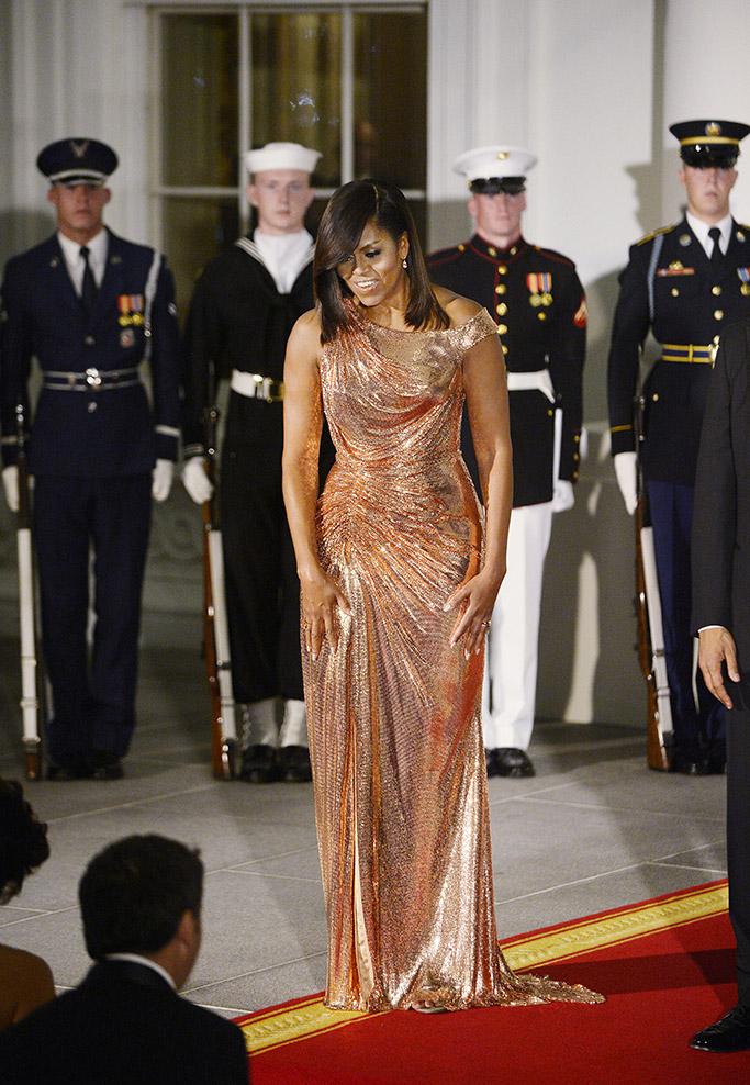 michelle obama, style, stylish iconic women