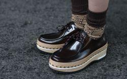 Louis Vuitton platforms