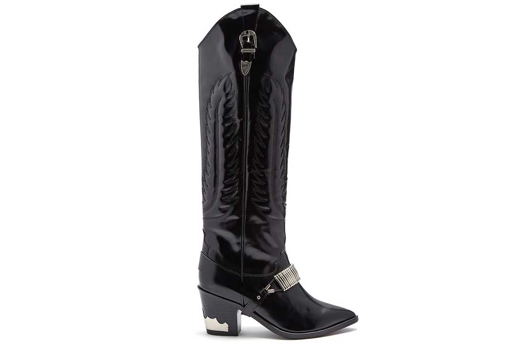 Toga Western boot