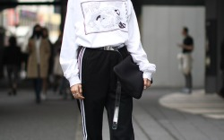 Street Style: Tokyo Fashion Week Fall 2018