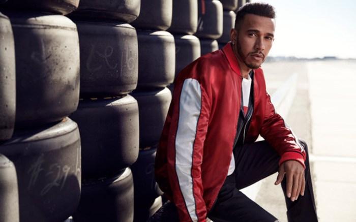 Lewis Hamilton, Tommy Hilfiger