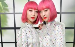 valentino, paris fashion week, Ami Suzuki
