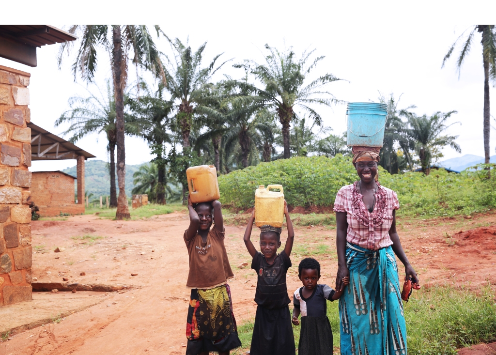 Gucci and Chime For Change partner with Beyoncé and UNICEF to bring clean water in Burundi.