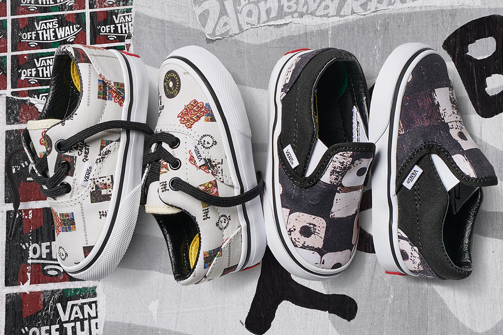 Vans A Tribe Called Quest collection