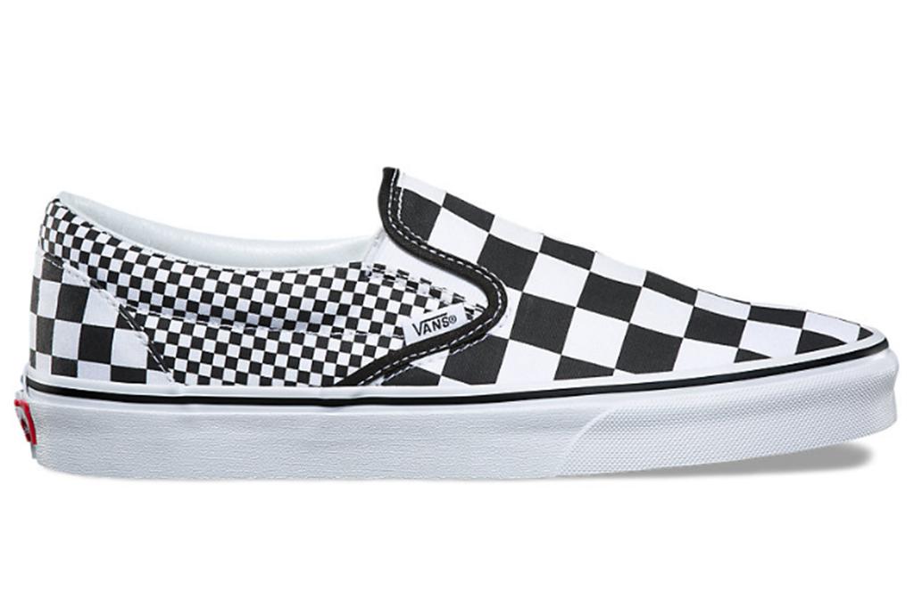 Vans Mix Checker Slip-On