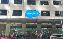 Salesforce Launches App Set to Speed