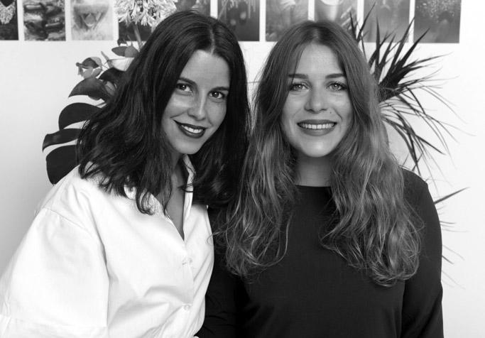 Zineb Britel and Laura Pujol