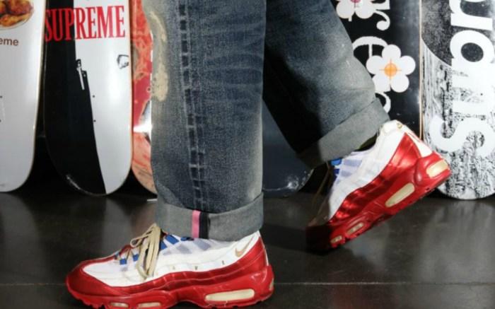 sneaker con, Air Max 95s