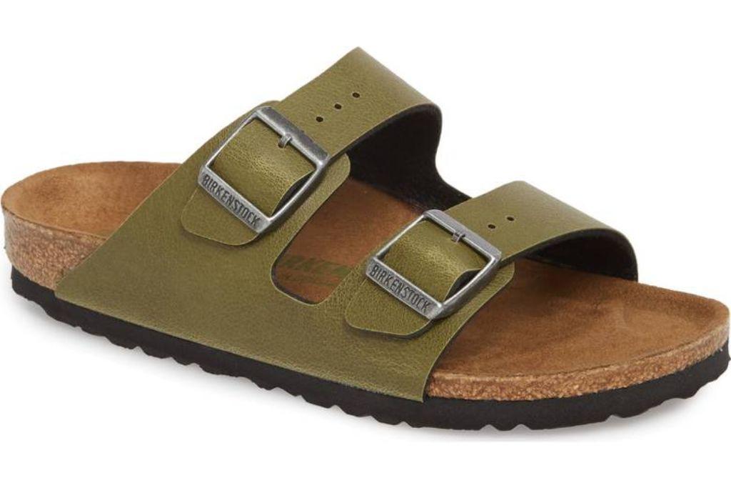 Birkenstock arizona sandal coachella 2018 festival fashion