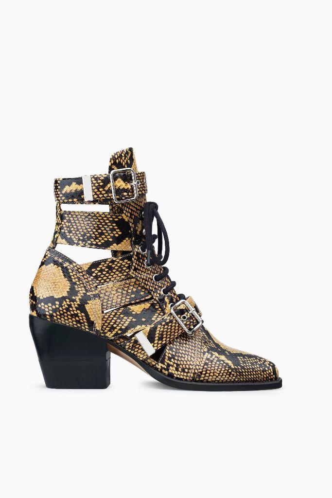 Chloe boots coachella 2018 festival fashion
