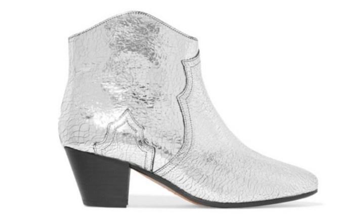 isabel marant western boots coachella 2018 festival fashion