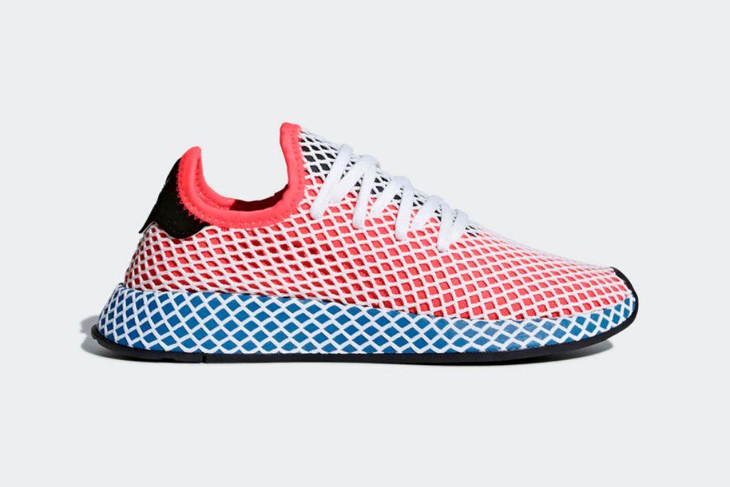 Adidas Deerupt Coachella 2018 festival fashion