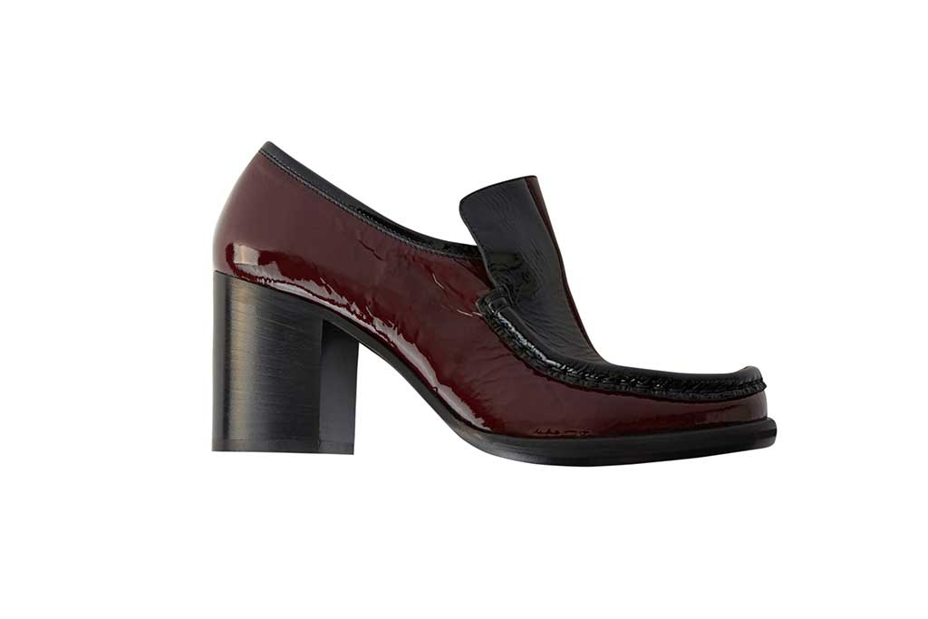 Acne Studios Kenia Bi-Color shoe