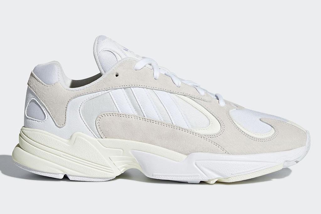 Adidas Yung 1 'Cloud White' Sneaker