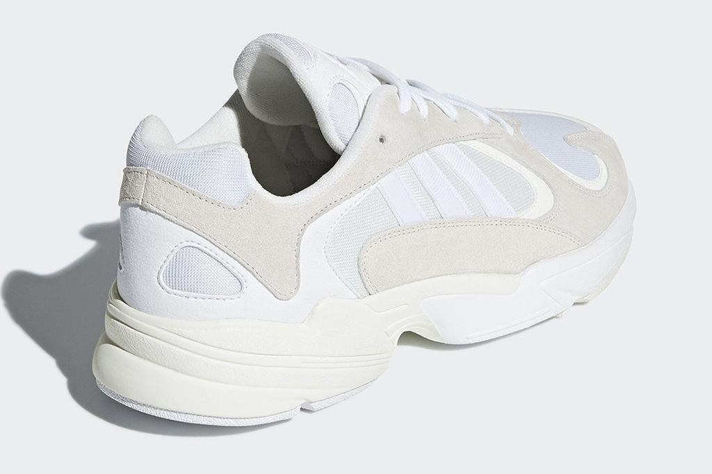 Adidas Yung 1 Cloud White