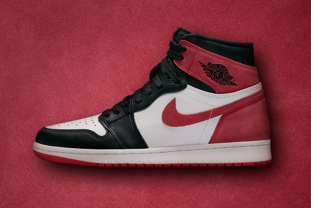 Air Jordan 1 High Best Hand in the Game Red