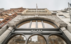 The Alaïa store in London