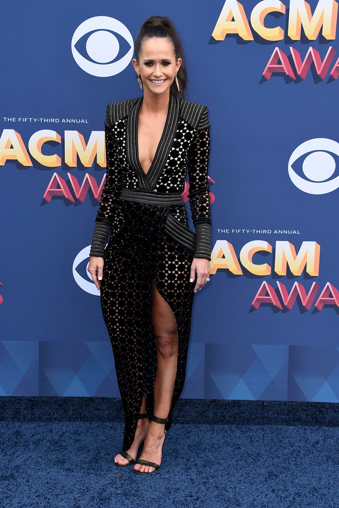 Amber Cochran, acm awards