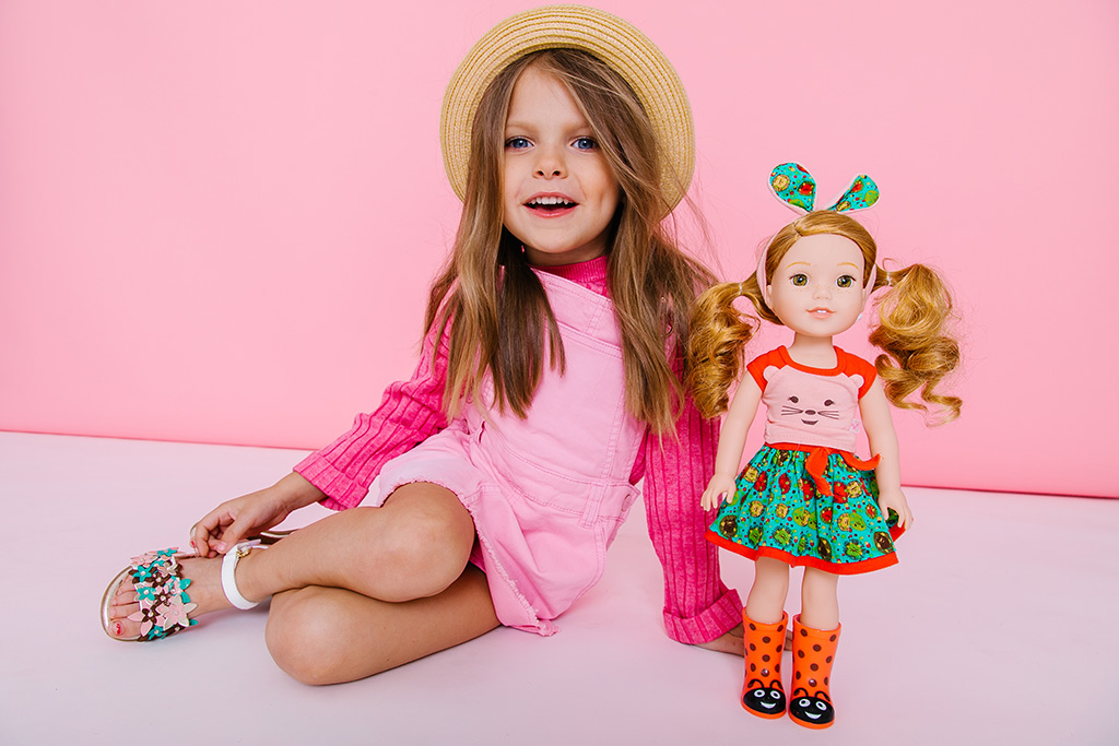 American Girl and Kidsshoes.com Host WellieWishers Spring Shoe ...