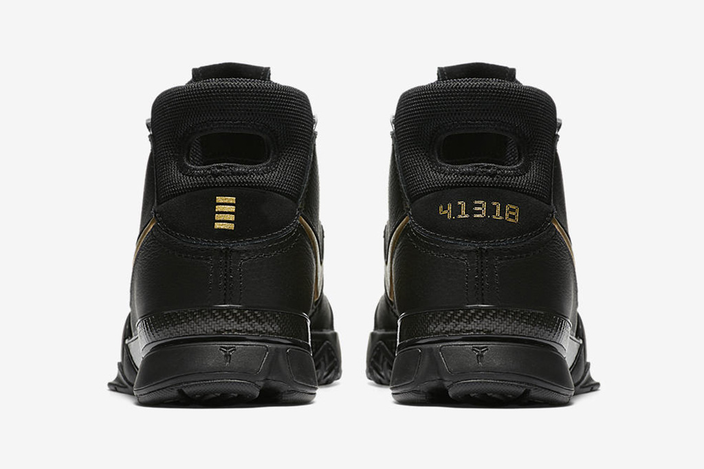 Nike Kobe 1 Mamba Day
