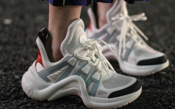 Louis Vuitton women's Archlight sneaker
