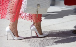 Beauty Con NYC Street Style
