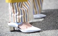 Beauty Con NYC, high heels, proenza