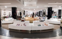 Inside Bloomingdale's New York Flagship Shoe Department