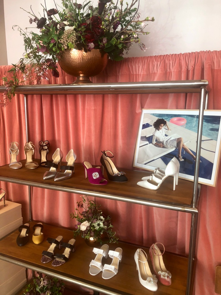 Inside Chloe Gosselin's London pop-up