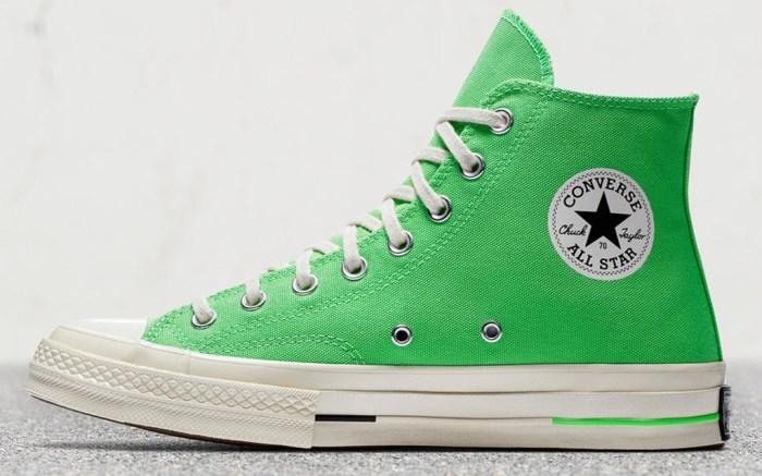 Converse Chuck 70 Canvas Brights Illusion Green