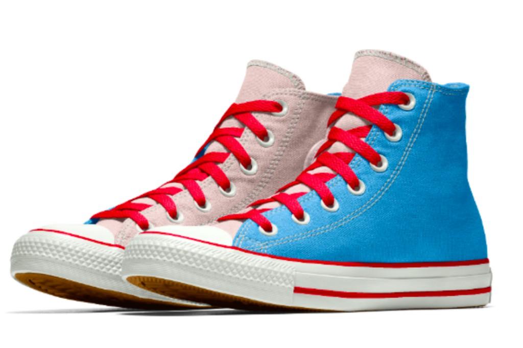converse custom chuck taylor all star high top sneaker
