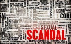 corporate scandal crisis communication