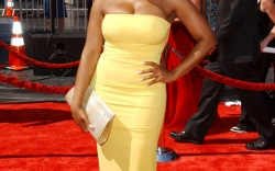 Celebrities at the Daytime Emmys in 2008