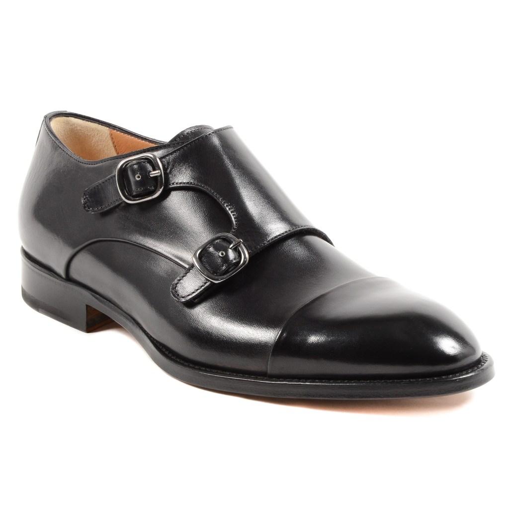 dee ocleppo hilfiger monkstrap men's shoe