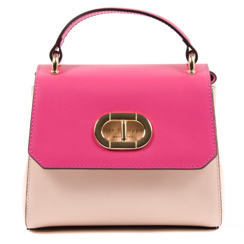 Dee ocleppo pink portofino crossbody