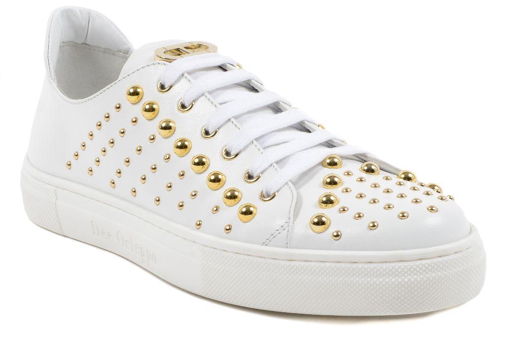 Dee Ocleppo Hilfiger weekend warrior studded sneaker