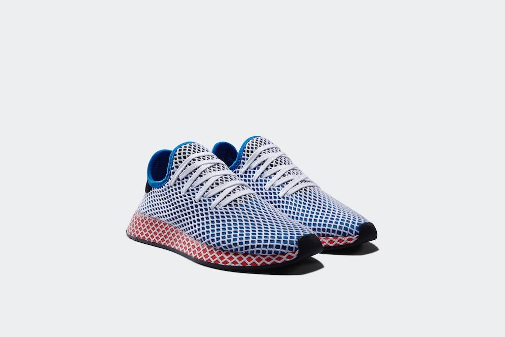 Adidas Deerupt 'Bluebird'
