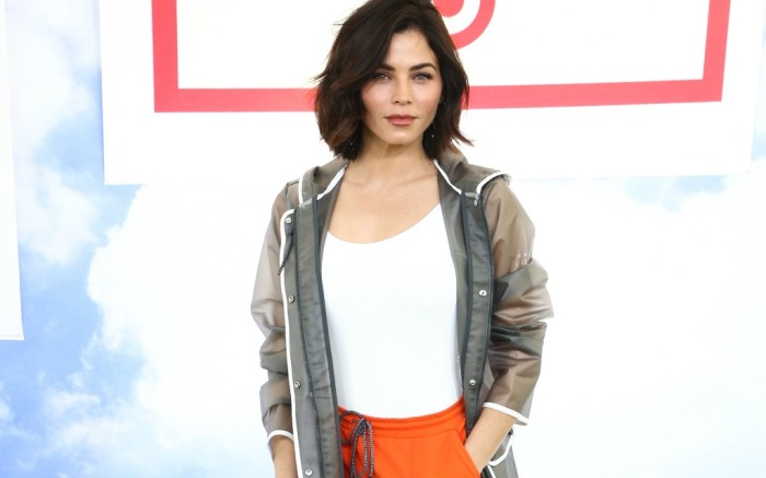 Jenna Dewan at The Ultimate Family Festival hosted by Target and Hunter.