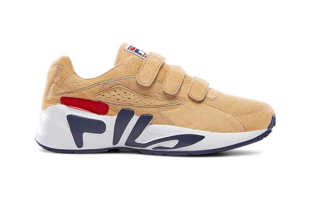 Hall of Fame x Fila Mindblower