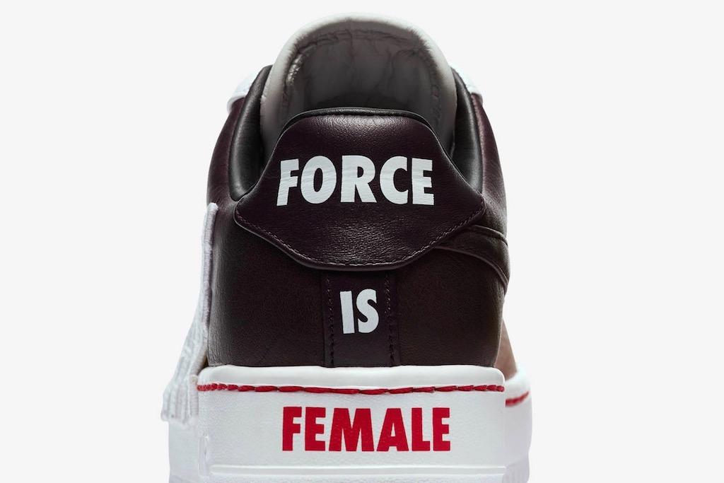 Nike Air Force 1 Force is Female