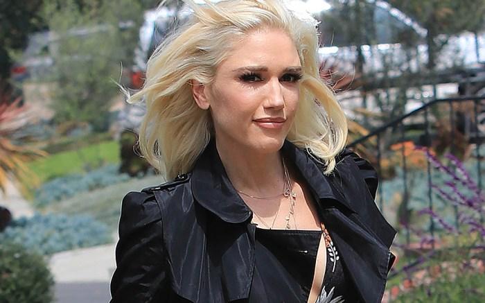 Gwen Stefani church