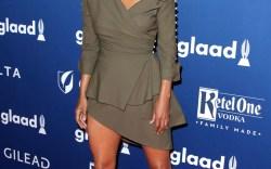 Celebrities at the GLAAD Media Awards