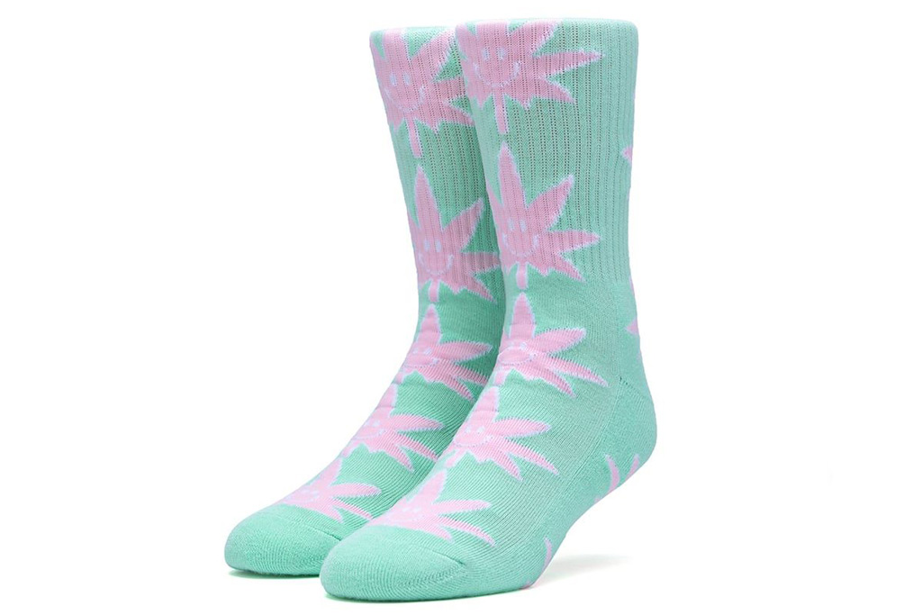 HUF PlantLife Mr. Nice Guy Sock