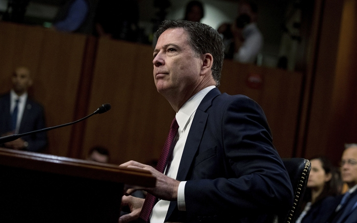 James Comey Interview